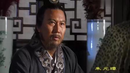 胡惟庸向杨宪示完弱,又跟李善长诉苦,李善长:还是那句话,忍