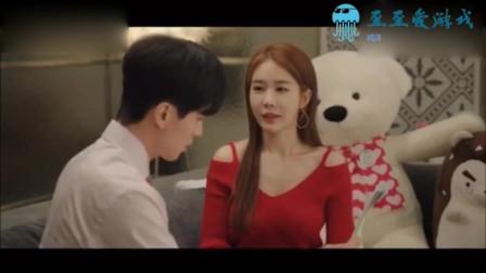 触及真心:当刘仁娜碰到直男的李栋旭,真的想亲吻都没机会?