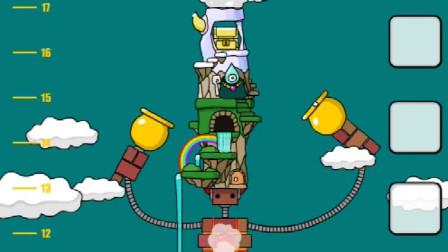 方块进化模拟器:生长球进化出神秘巫师和机械怪!游戏