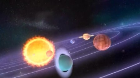 地球是怎么样形成的?浩瀚宇宙中究竟隐藏着多少秘密