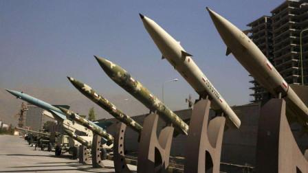 美国为何不敢对伊朗动武?因拥有数千枚导弹,可打击美军中东基地