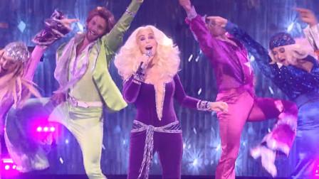 【猴姆独家】#Cher#雪儿奶奶最新现场震撼献唱Waterloo