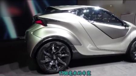 雷克萨斯玩出新花样,微型车即将量产,网友:不输奔驰