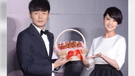 杨丞琳公开承认已与李荣浩领证结婚 接受采访描述经过