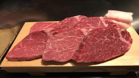 日本的神户牛肉,为什么被称为名气最高的牛肉呢?今天算长见识了