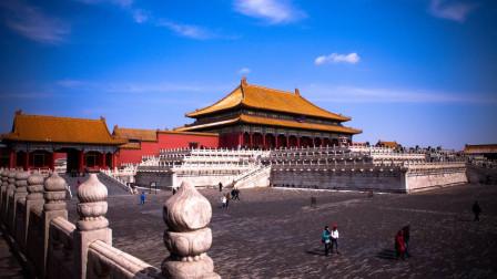 600多年间,200余次地震,故宫为什么就是震不塌?