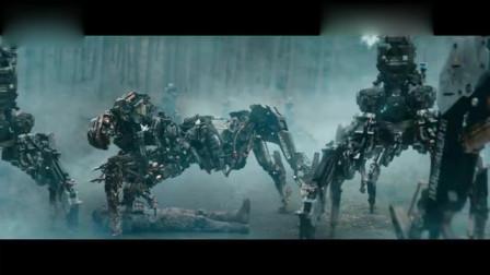 人工智能战士失控 开始疯狂猎杀 人类不堪一击!