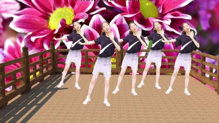 广场舞《不要停》旋律优美动听,舞步优雅风韵,无法超越