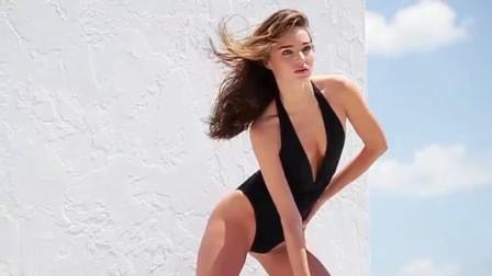 国际超模米兰达·可儿性感写真大片,征服全球的绝色美人