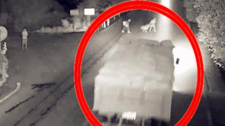 【重庆】货车不礼让过马路行人 将行人撞伤负全责