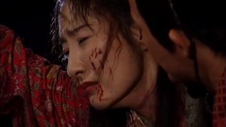 寻秦记:赵穆折磨雅夫人,没想到她那么嘴硬,还一个劲夸项少龙