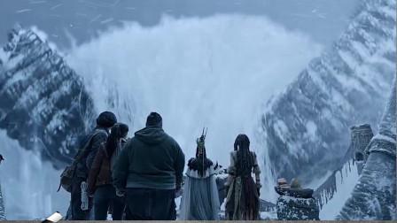 极地冰川史前巨兽,胖子直接吓破胆。