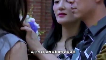 谢娜想要去何炅家蹭饭,不料被揭穿,气得飚出台湾话