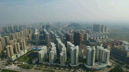 地图里看区域发展,湖北省汉川市城市建设进程