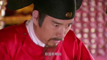 六扇门:皇上问刘吉:他死后,大明的江山该交给谁?刘吉不敢回答