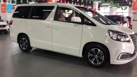 """北汽道达V8,8万多的价造出""""丰田埃尔法""""的形!骄傲啦!"""