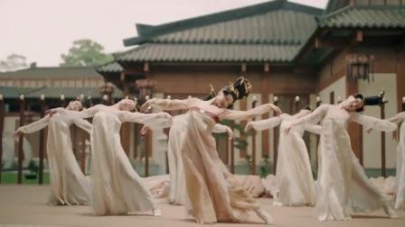 今年上半年最火的舞蹈《丽人行》!网友:难度太大根本模仿不了