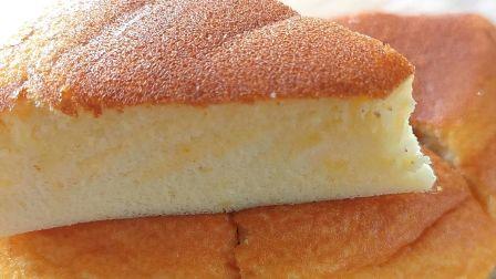 用电饭锅做酸奶蛋糕,像奶酪一样丝滑绵软入口即化,比买的还好吃