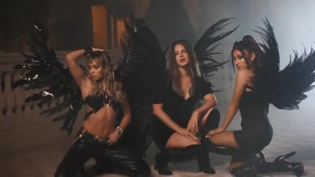 【猴姆独家】#霹雳娇娃#主题曲Don't Call Me Angel mv幕后花絮来了
