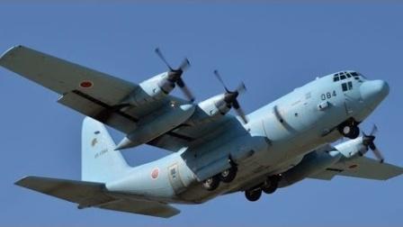 USAMC 航空自卫队C-130运输机 红旗·阿拉斯加 2014