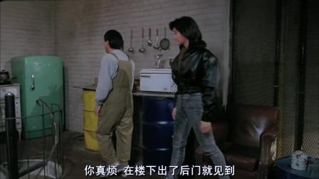 皇家师姐4:美女与司机在仓库,竟然是为了,司机都紧张了