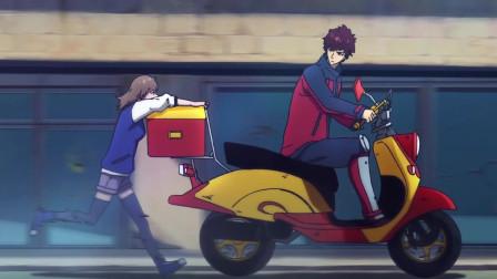 骑上我心爱的小摩托~噔噔噔突突突~