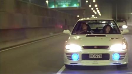 烈火战车2:郑伊健与任达华飙车对决,上演速度与激情!