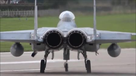 以色列空军F-15战机夺取绝对空优