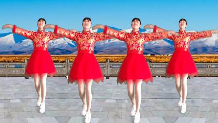 用诚挚的舞蹈《我和我的祖国》舞出爱国情,礼赞新中国,一起祝福