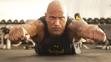 巨石强森的终极健身,这身材真的叫人欲罢不能!