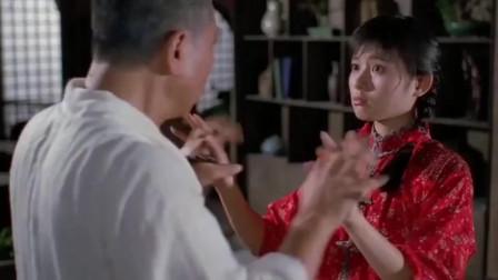 李丽珍跟午马这段戏,全程尽显武术功底,你们觉得用了替身没有