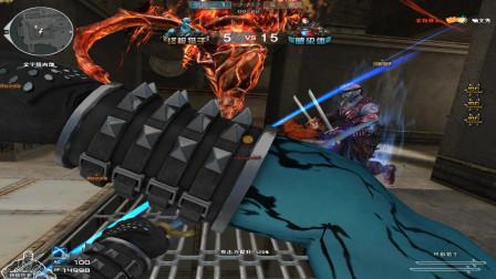 CH明明穿越火线CF解说:超级猎手就是猛