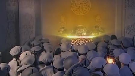 """专家找到""""女巫""""公主墓,开馆瞬间出现神秘白光,怎么解释?"""