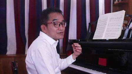 中央音乐学院钢琴考级课程第一级 学习贝多芬的《苏格兰舞曲》:注意切分的感觉