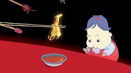 一个诡异的家族,婴儿在1周岁生日礼时,竟要喝下生的动物汤!