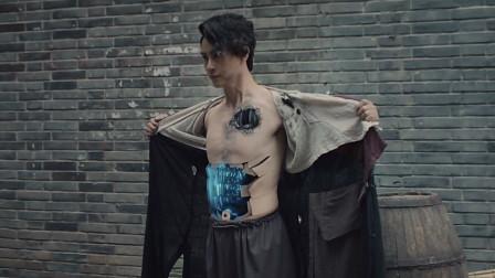 小伙练成绝世武功,受伤时才知道自己是机器人,一部武侠科幻电影