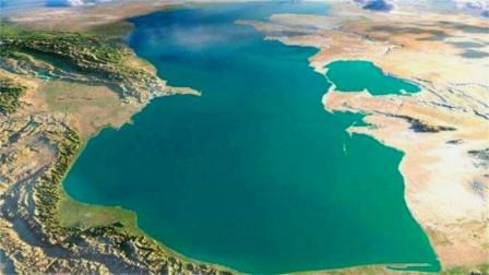 全球最大的咸水湖,总面积比日本的国土面积还大,堪称湖中霸主