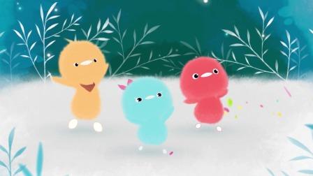 小鸡彩虹第一季 10 一片小彩虹