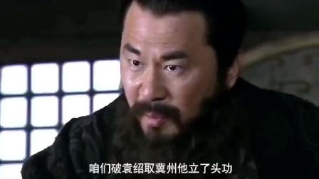 三国:曹操第一猛将,虎侯 许褚