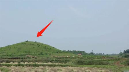 传说这座古墓的墓主是荆轲,专家经过勘查:这是古代公主的墓!