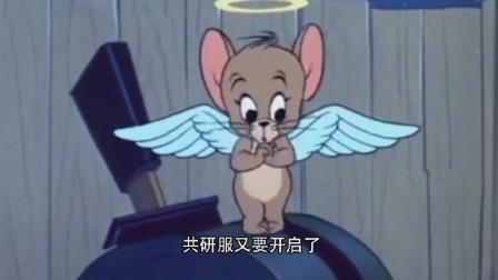 猫和老鼠:共研服上线!天使杰瑞神技能复活队友,猫哥哭了!