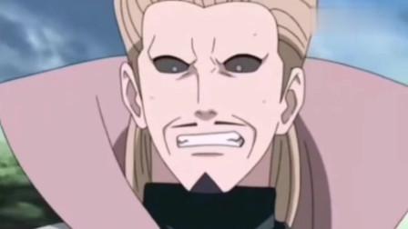 火影忍者:第四次忍界大战期间被转生的二代水影简直就是搞笑的
