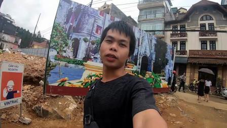 实拍越南农村集市,看看越南人是怎么做生意的!