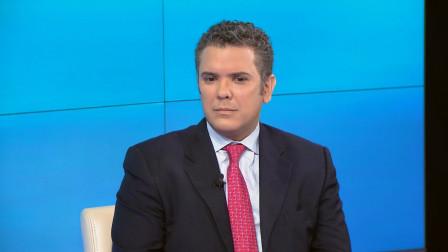 哥伦比亚总统:希望孩子早日去中国,学习如何成为科技强国