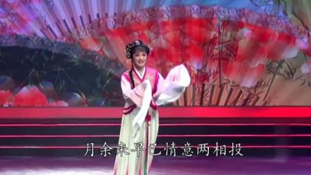 越剧西厢记拷红 张咏梅  这个红娘唱的好又好看