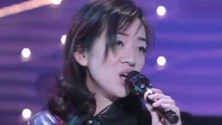 1998年,梅艳芳金针奖表演演唱《上海滩》,不愧是经典的声音!