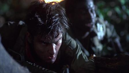 美国越战电影:美国兵被越南兵打的精神崩溃,而且还起内讧