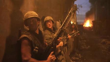 越战大片:美军派重兵消灭一个越军女狙击手
