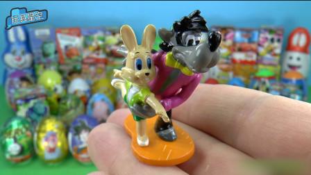 玛莎和熊乐于助人趣味奇趣蛋超级飞侠积木拼装