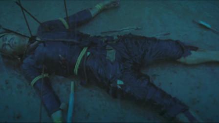拳霸:男子为保护少主,竟主动牺牲自己,这一段感人了